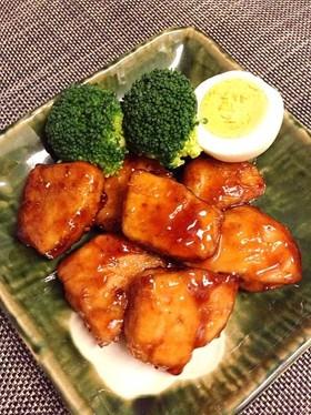 早い!簡単おいしい♡鶏胸肉の甘酢和え