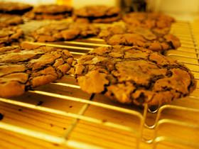 混ぜるだけノルウェー式ブラウニークッキー