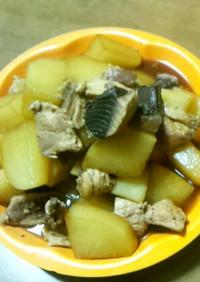 元魚屋が教える…鮪のアラと大根の煮物