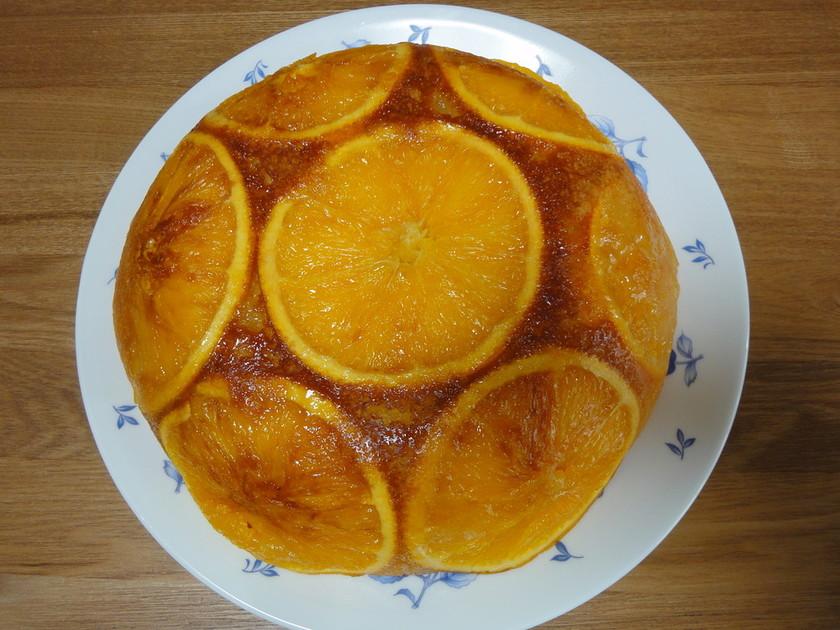 ✿炊飯器☆オレンジケーキ(HM使用)✿