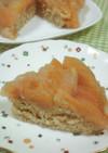 簡単!炊飯器で♪タルトタタン風林檎ケーキ