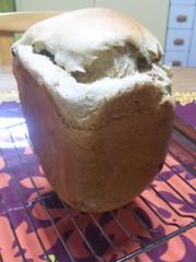 冬限定♪HBで手作り干し柿紅茶食パンの写真