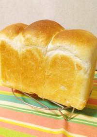 我が家の山型ミルク食パン