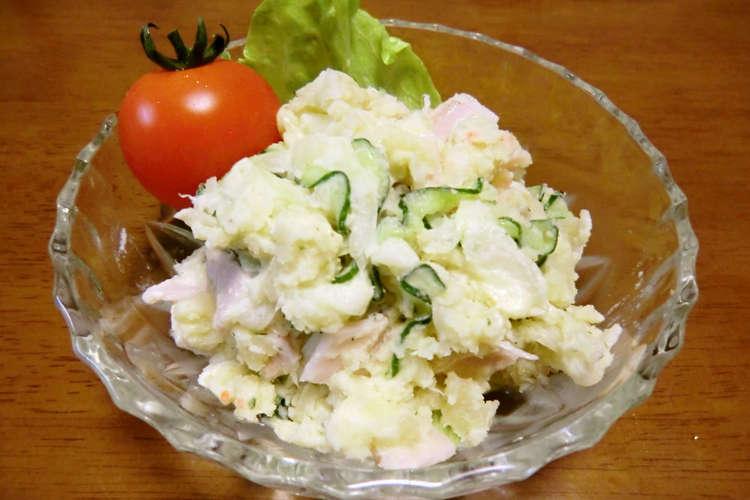 ポテト サラダ レシピ 簡単