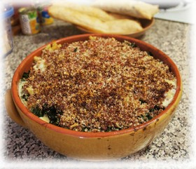 オーストラリアの定番マカロニチーズ