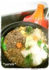 超簡単♪すき焼き鍋and割り下♥