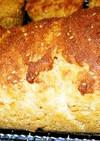 低糖質*シナモンごまパン