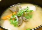 ちょっぴりトロ~リ★里芋のおみそ汁