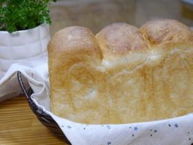 自家製レーズン酵母でふんわり食パン