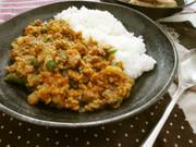 まるでお肉☆高野豆腐でドライカレーの写真