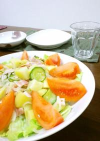 超絶☆簡単♪ジャーマンポテトサラダ