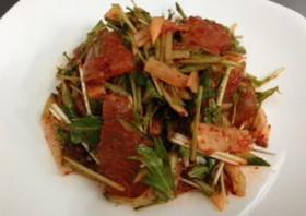 韓国風刺身「鯛のフェ」