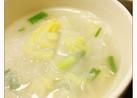つるっといける♡白菜と春雨のスープ♡