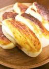 コストコの豆乳で♪味噌パン♪