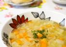 ダイエット*高血圧に*野菜スープ