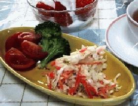 ヨーグルトコールスローサラダ