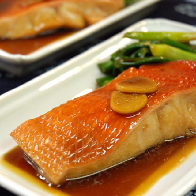 人気 レシピ 煮付け 魚の