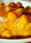 ひよこ豆とチキンのネパールカレー♪