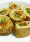 醤油麹&レンジで簡単!鶏むね肉の野菜巻き
