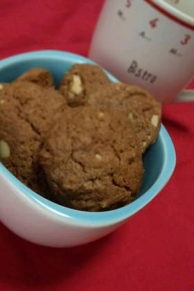 ココアナッツクッキー