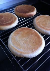 平焼きパン(米糠オリーブ油)