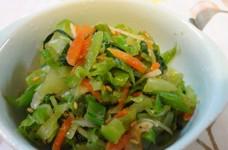 たっぷり♪野菜の胡麻和え