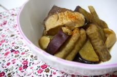 あったか♪ぶりと根菜の煮物