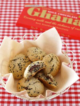 バレンタインに簡単!美肌チョコクッキー