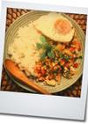 【時短】お野菜たっぷりヘルシーなガッパオ