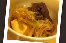 すき焼き小鉢