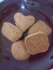 門外不出か?簡単濃厚☆きな粉クッキーの写真