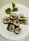 めっけもん♪簡単・即効作れる細巻寿司♡