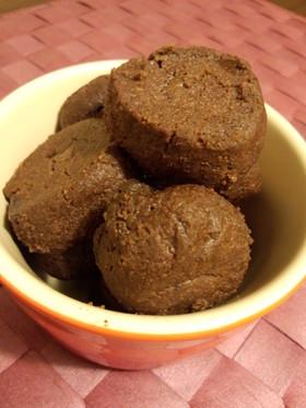 ワンボウルで簡単!ざくざくチョコクッキー