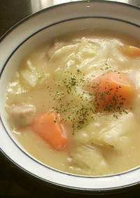 白菜シチュー★白菜を美味しく大量消費