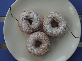 母の味!すごい簡単ドーナツ
