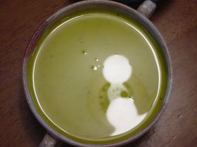 かぼちゃの冷たいポタージュスープ