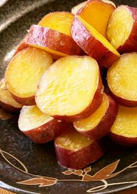 お惣菜・再現!★サツマイモ・甘露煮