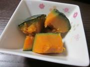 ルクエ*かぼちゃの煮物。の写真