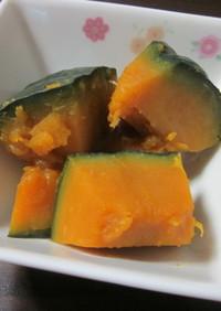 ルクエ*かぼちゃの煮物。