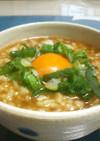 海苔の佃煮で簡単☆雑炊