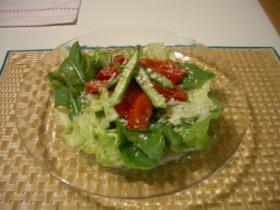 ガーデニングサラダ