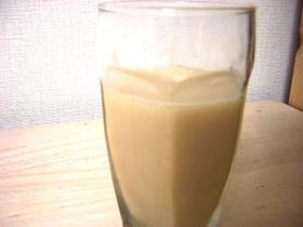麦茶ミルク
