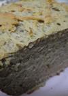 大豆粉でくるみパン
