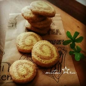 ホットケーキミックスde簡単クッキー