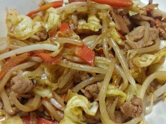 ほっと もっと 肉 野菜 炒め レシピ