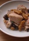 【薬膳レシピ】クルミと鶏肉の炒めもの