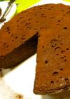 ♪炊飯器で♪大人のチョコレートケーキ♪
