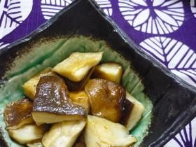 椎茸好きの旨い1品★椎茸炒め~醤油味★