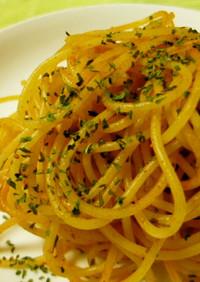 付け合せにお弁当にケチャップスパゲッティ