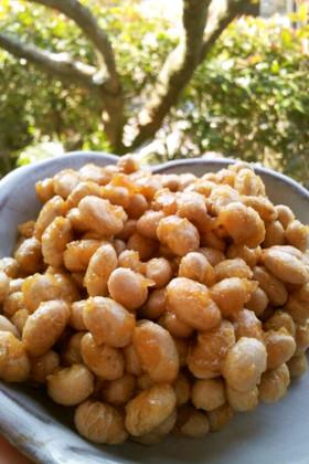 節分豆煎り味噌豆。
